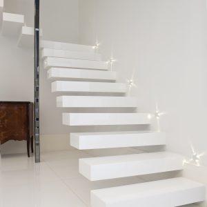 Escada Embutida [Pisada em Mármore]