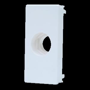 Módulo Saída de Fio Branco N1107 BL, Linha Unno, ABB – 2