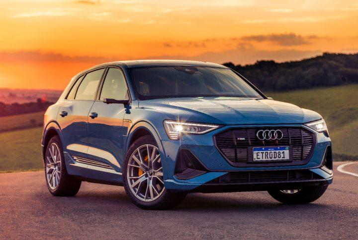 Primeiro SUV 100% elétrico da Audi encanta pelo design e tecnologia