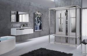 Banheiro dos sonhos: Spas verticais são escolhas certas para um ambiente multifuncional e personalizado