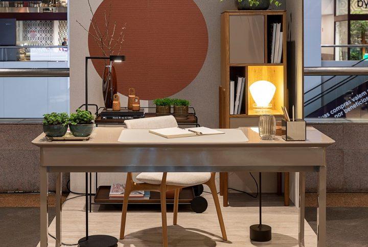 D&D Shopping lança mostra: D&D Home Office