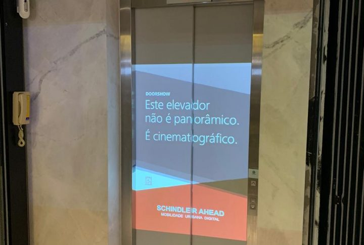 Atlas Schindler apresenta tecnologia inovadora para elevadores na 3a Mostra Cidad3