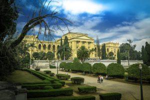 Atlas Schindler participa das obras de restauração e modernização do Museu do Ipiranga