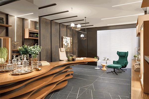 Guararapes lança vitrine virtual para projetos de interiores