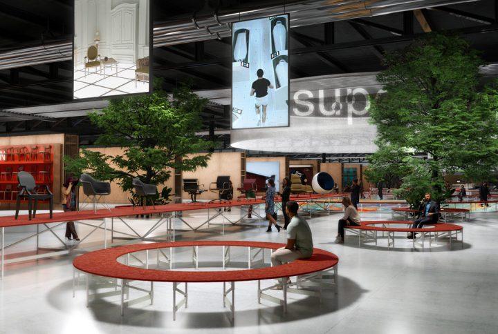 """""""Supersalone"""" – os preparativos estão acontecendo para o Salone del Mobile Milano 2021"""