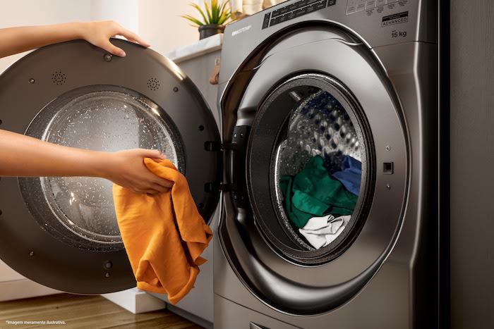Nova lavadora inteligente da Brastemp chega ao mercado