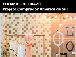 ANFACER realiza Projeto Comprador América do Sul 2021 com o apoio da Apex-Brasil